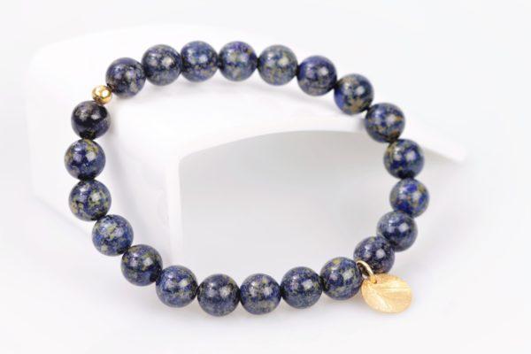 Rek Armband Lapiz Lazuli 1